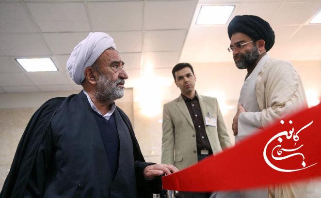 ثبت نام محمدرضا عباسی فرد در مجلس خبرگان لرستان (1)