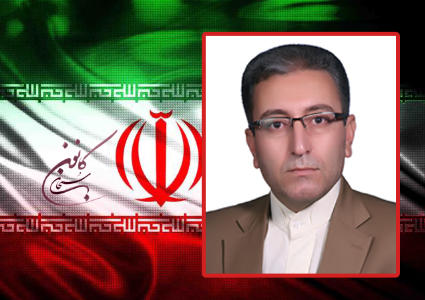 ثبت نام مراد ويسي در انتخابات مجلس کوهدشت