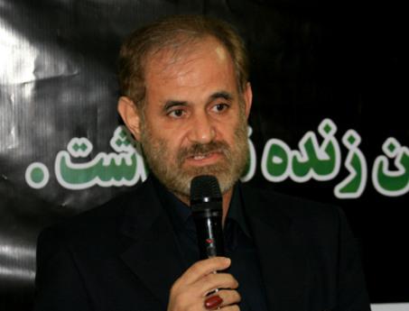 سردار حاج حسن باقري کوهدشت
