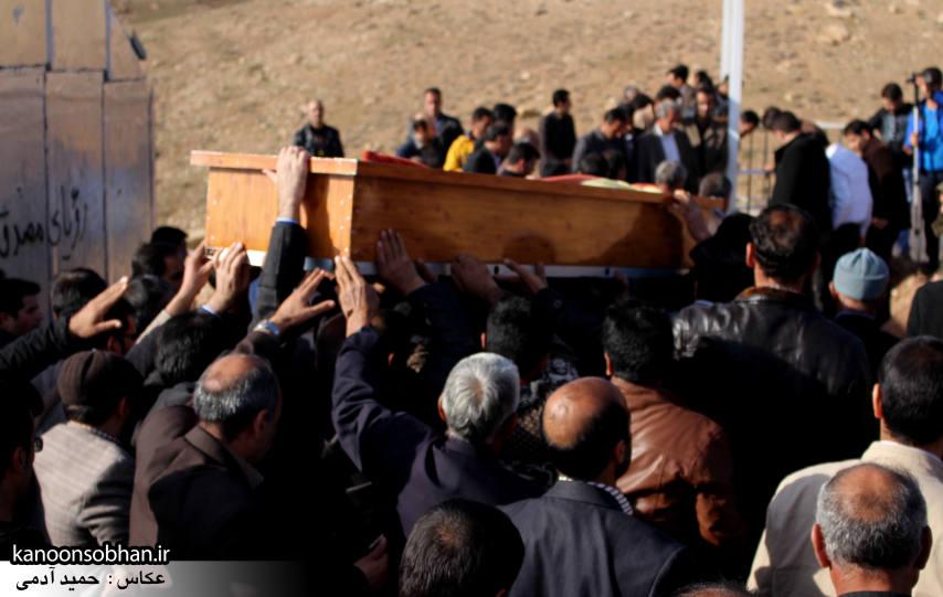 عکس مراسم خاکسپاری پدر اسماعیل دوستی در کوهدشت (12)