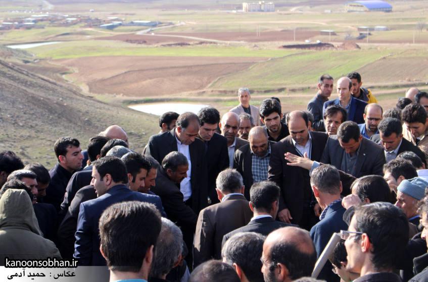 عکس مراسم خاکسپاری پدر اسماعیل دوستی در کوهدشت (13)
