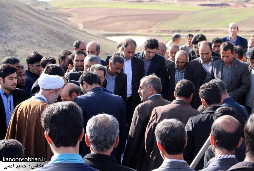 عکس مراسم خاکسپاری پدر اسماعیل دوستی در کوهدشت (14)