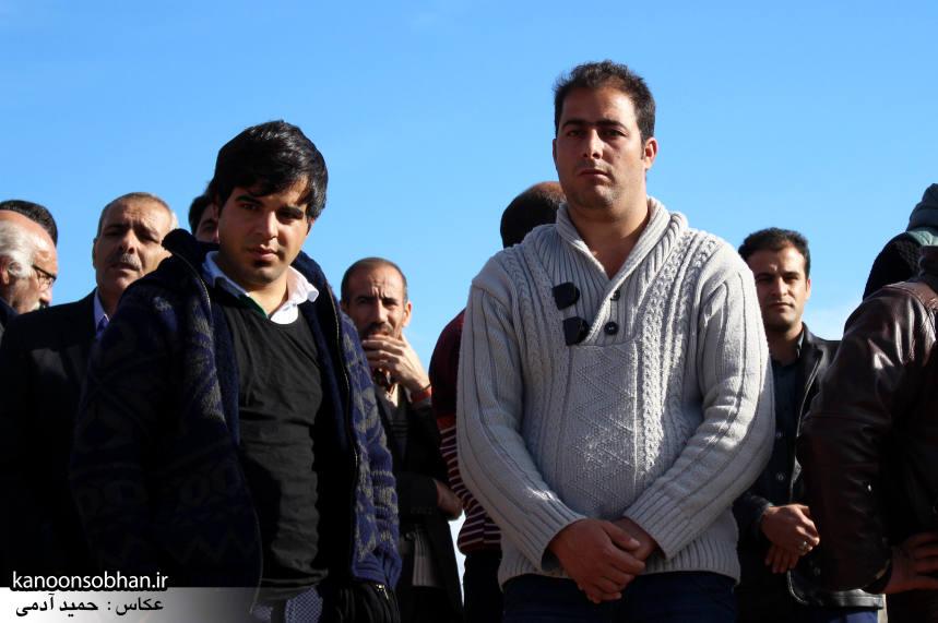 عکس مراسم خاکسپاری پدر اسماعیل دوستی در کوهدشت (15)