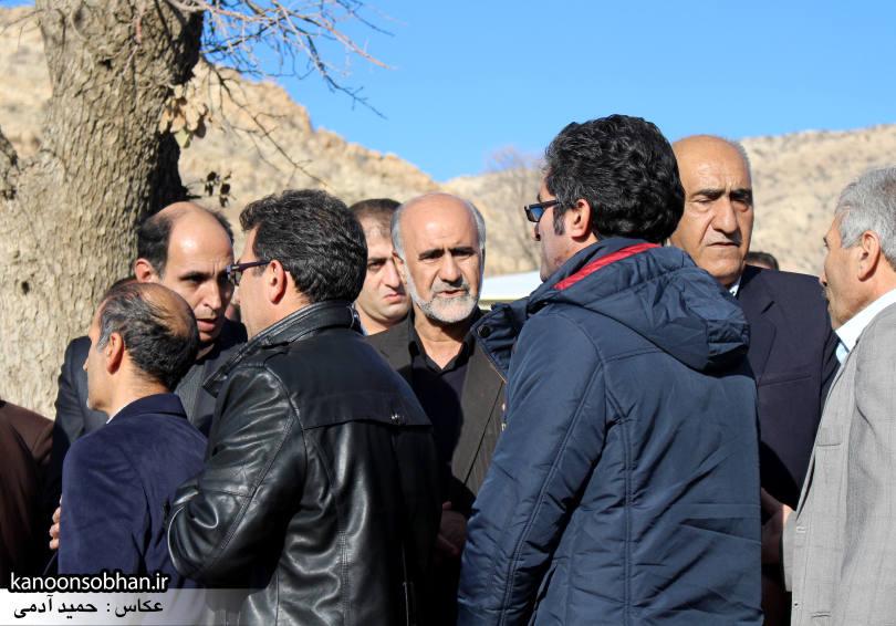 عکس مراسم خاکسپاری پدر اسماعیل دوستی در کوهدشت (19)
