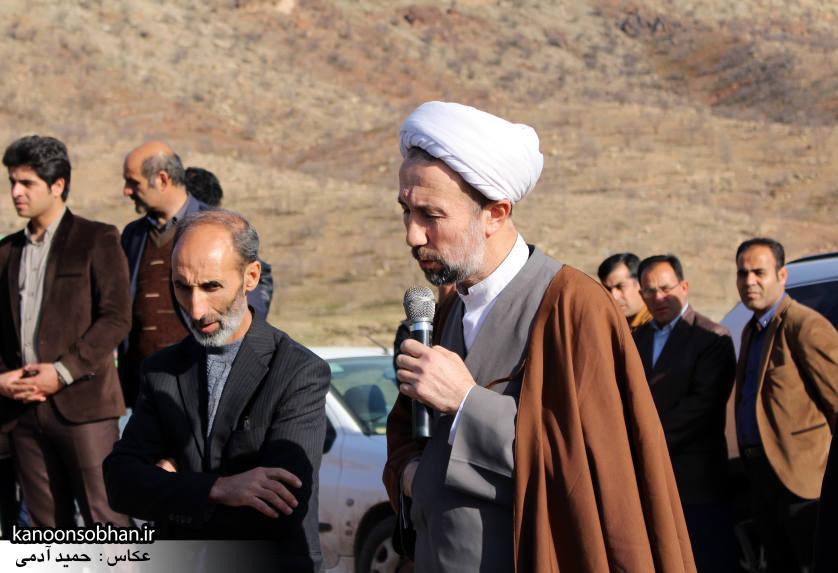 عکس مراسم خاکسپاری پدر اسماعیل دوستی در کوهدشت (21)