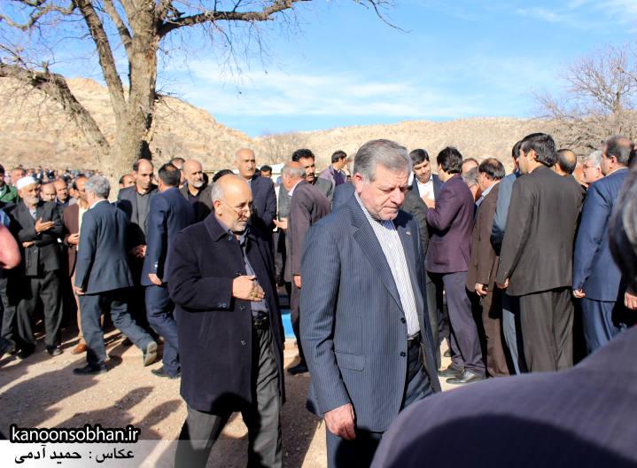 عکس مراسم خاکسپاری پدر اسماعیل دوستی در کوهدشت (22)