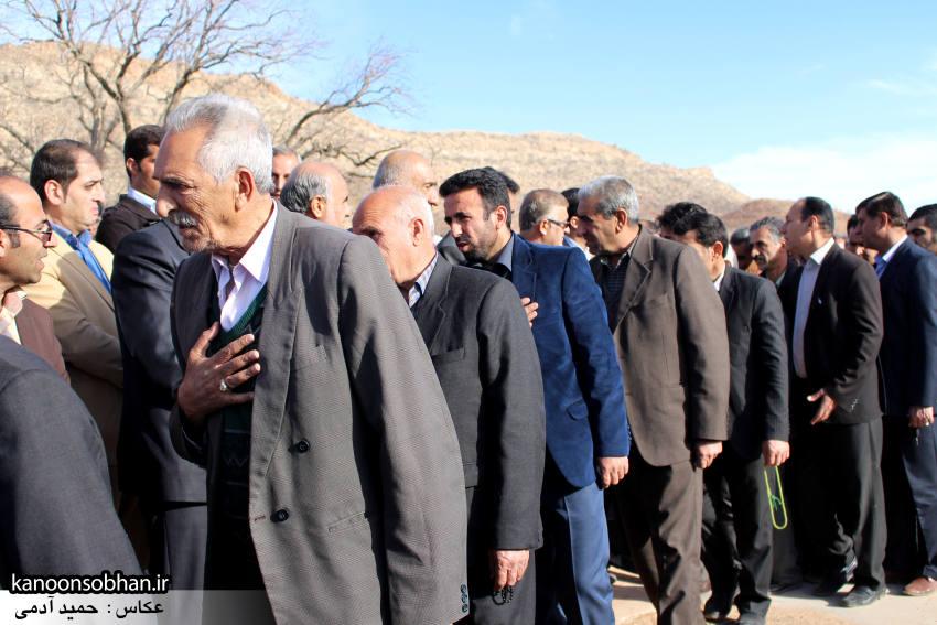 عکس مراسم خاکسپاری پدر اسماعیل دوستی در کوهدشت (26)