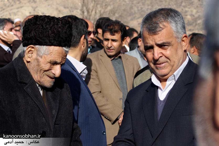 عکس مراسم خاکسپاری پدر اسماعیل دوستی در کوهدشت (27)