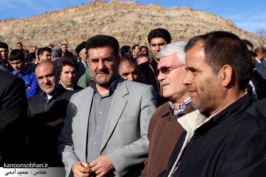 عکس مراسم خاکسپاری پدر اسماعیل دوستی در کوهدشت (28)