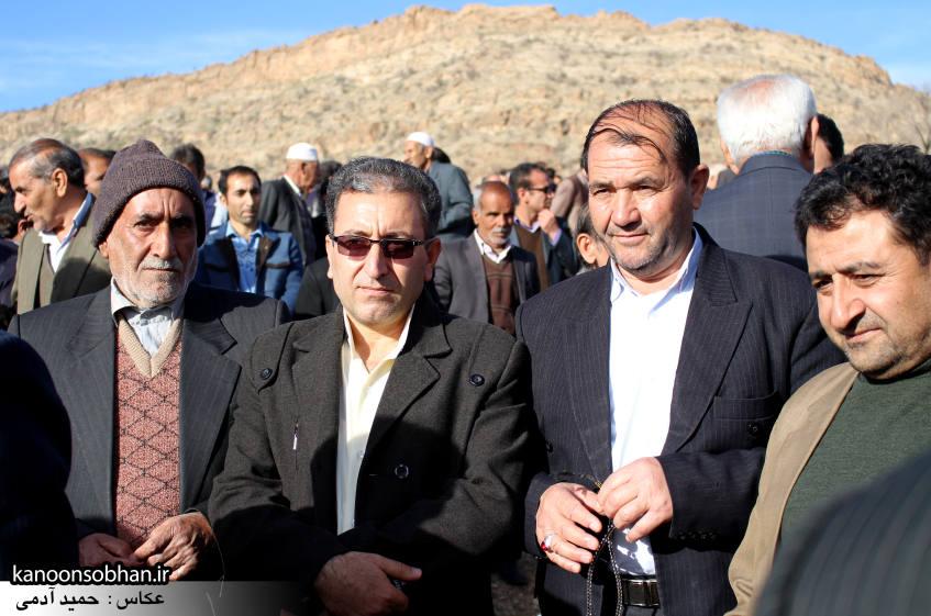 عکس مراسم خاکسپاری پدر اسماعیل دوستی در کوهدشت (29)