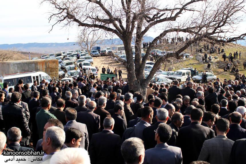 عکس مراسم خاکسپاری پدر اسماعیل دوستی در کوهدشت (30)