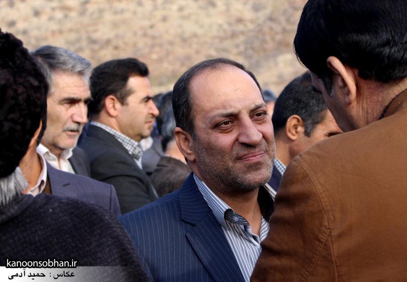 عکس مراسم خاکسپاری پدر اسماعیل دوستی در کوهدشت (32)
