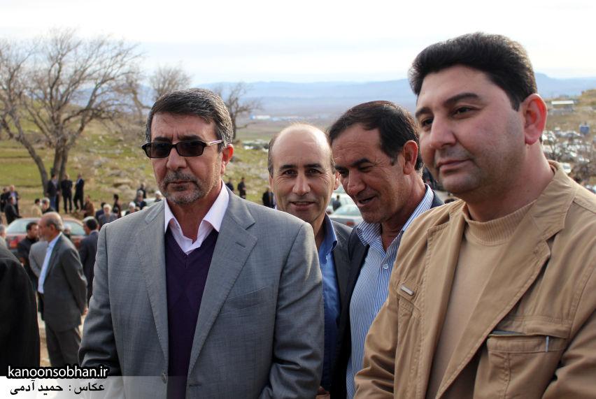 عکس مراسم خاکسپاری پدر اسماعیل دوستی در کوهدشت (34)