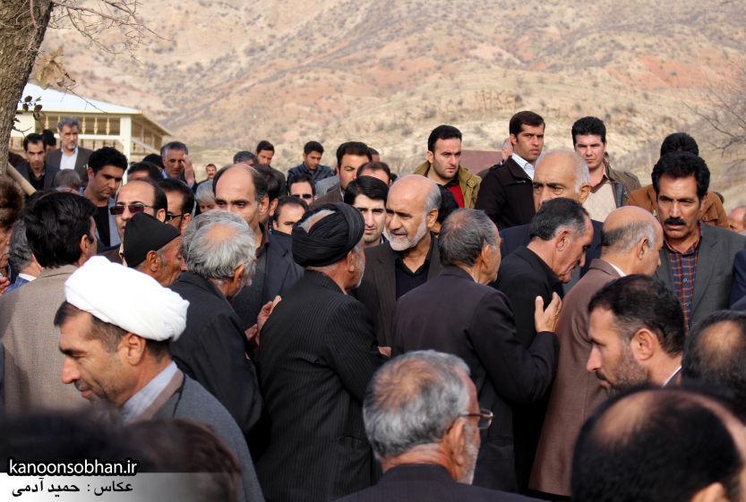 عکس مراسم خاکسپاری پدر اسماعیل دوستی در کوهدشت (36)