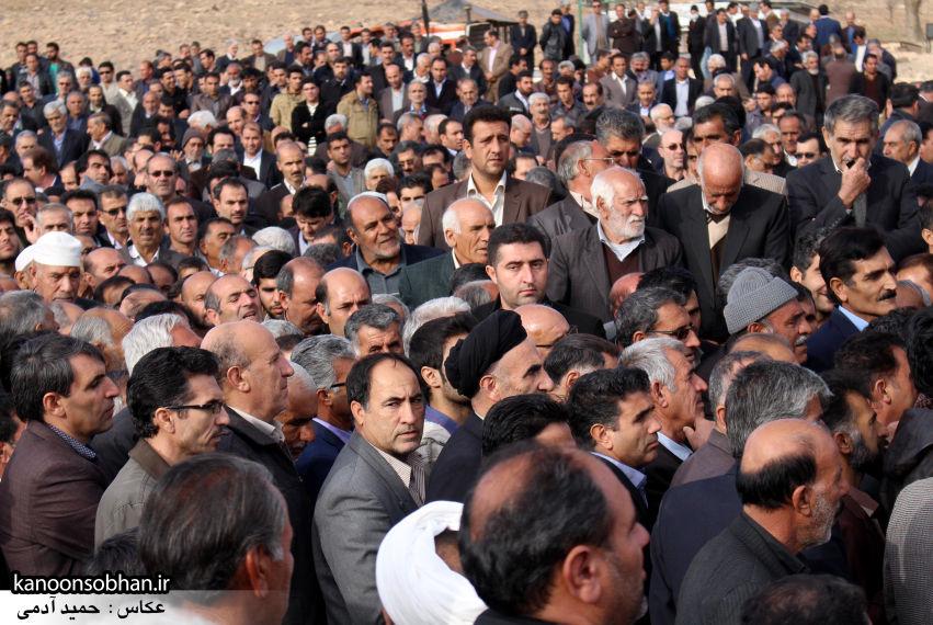 عکس مراسم خاکسپاری پدر اسماعیل دوستی در کوهدشت (37)