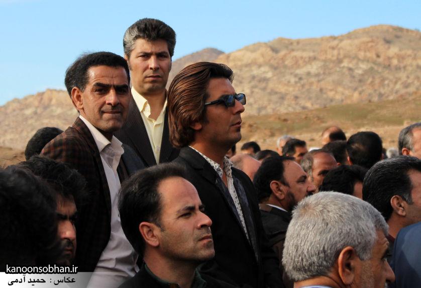 عکس مراسم خاکسپاری پدر اسماعیل دوستی در کوهدشت (38)