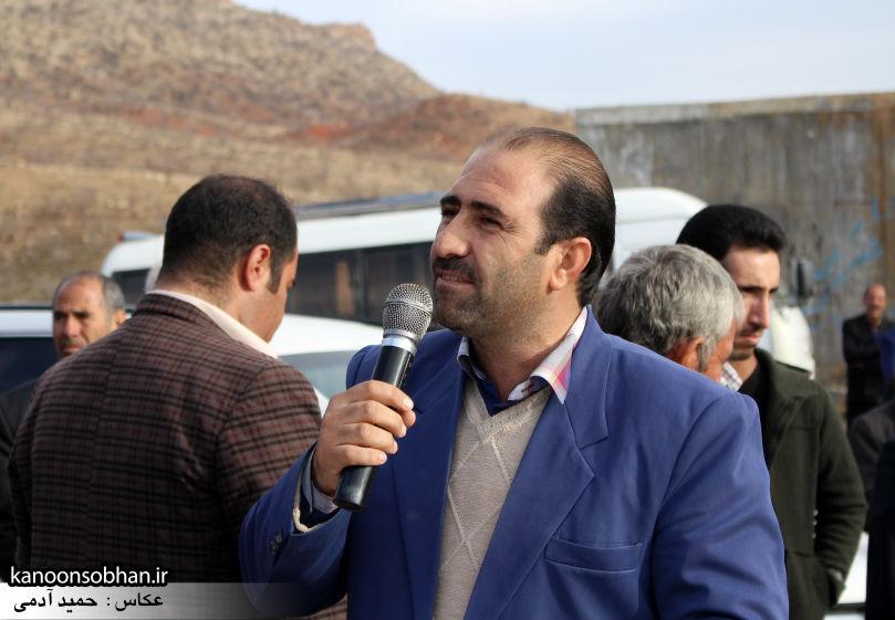عکس مراسم خاکسپاری پدر اسماعیل دوستی در کوهدشت (40)