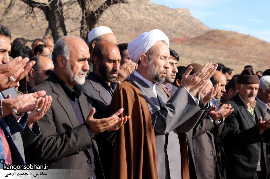 عکس مراسم خاکسپاری پدر اسماعیل دوستی در کوهدشت (7)