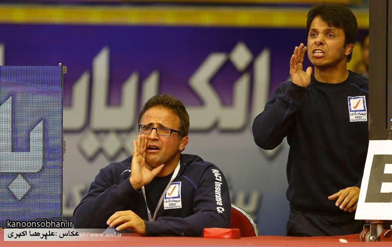 پیروزی دیدار نخست تیم بیمه رازی در مقابل رقبا با مربیگری روح الله دل انگیز (1)