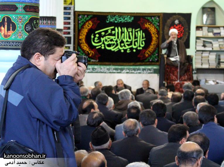 گزارش تصویری مراسم ختم مادر اسماعیل دوستی (8)