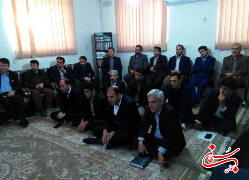 اولین جلسه ستاد دهه مبارک فجر کوهدشت برگزار شد (4)