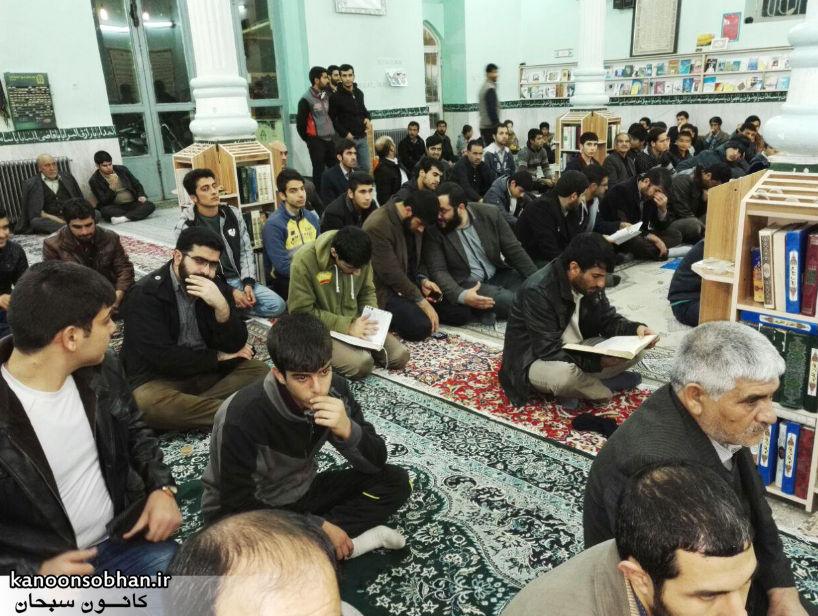 تصاویر بزرگداشت شهید شیخ نمر در کوهدشت (2)