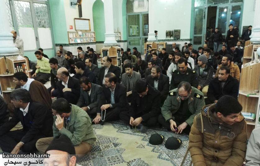 تصاویر بزرگداشت شهید شیخ نمر در کوهدشت (5)