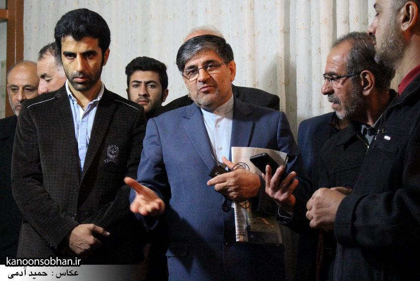 تصاویر حضور علی امامی راد در جمع حامیان (10)