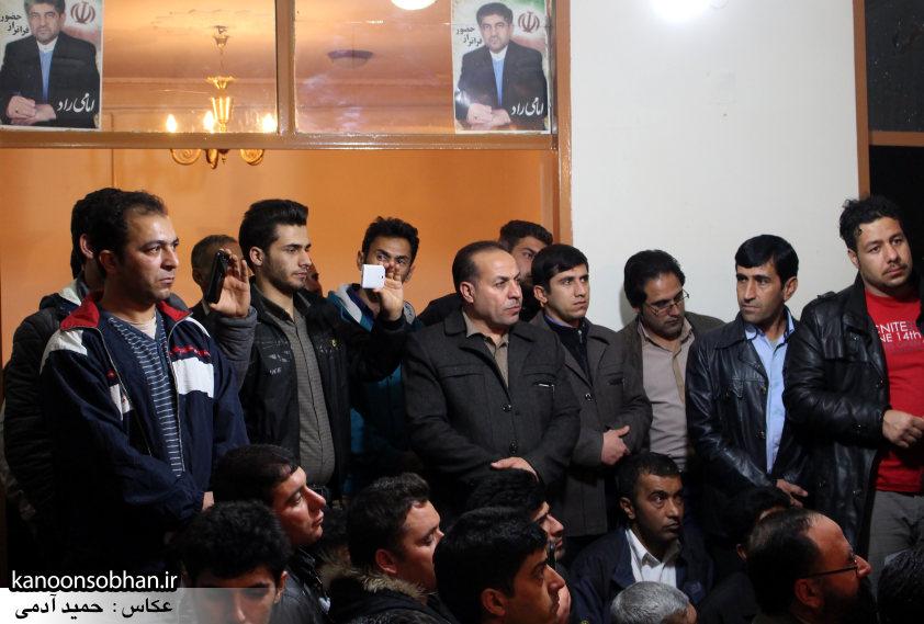 تصاویر حضور علی امامی راد در جمع حامیان (11)