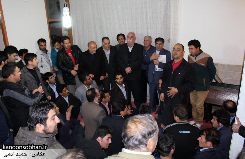 تصاویر حضور علی امامی راد در جمع حامیان (2)
