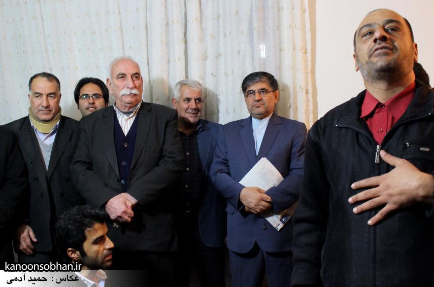 تصاویر حضور علی امامی راد در جمع حامیان (3)