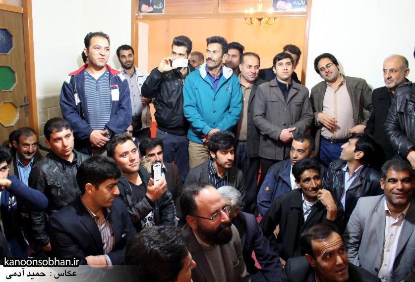 تصاویر حضور علی امامی راد در جمع حامیان (4)