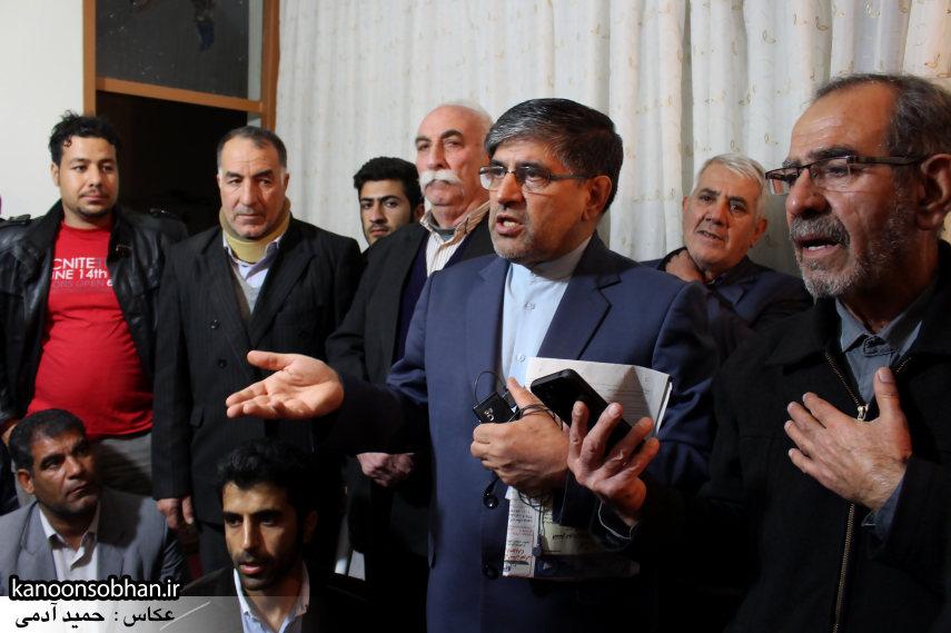 تصاویر حضور علی امامی راد در جمع حامیان (6)