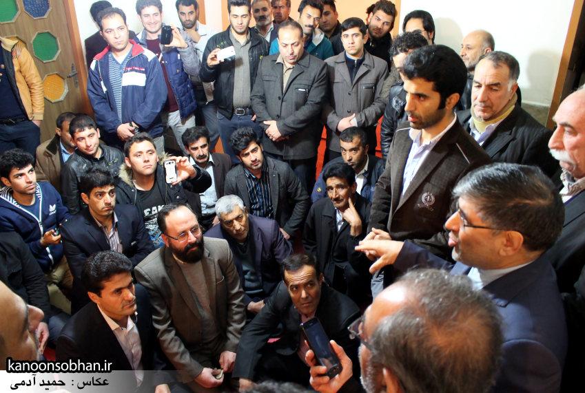 تصاویر حضور علی امامی راد در جمع حامیان (9)