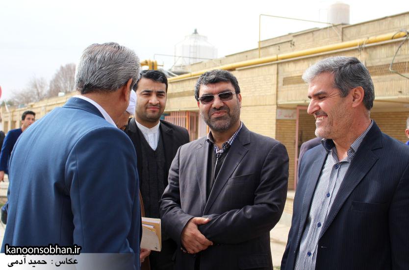 تصاویر حضور وزیر بهداشت در کوهدشت (1)