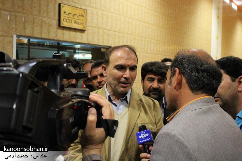 تصاویر حضور وزیر بهداشت در کوهدشت (16)