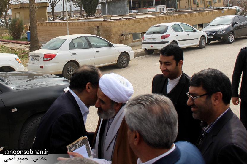 تصاویر حضور وزیر بهداشت در کوهدشت (3)