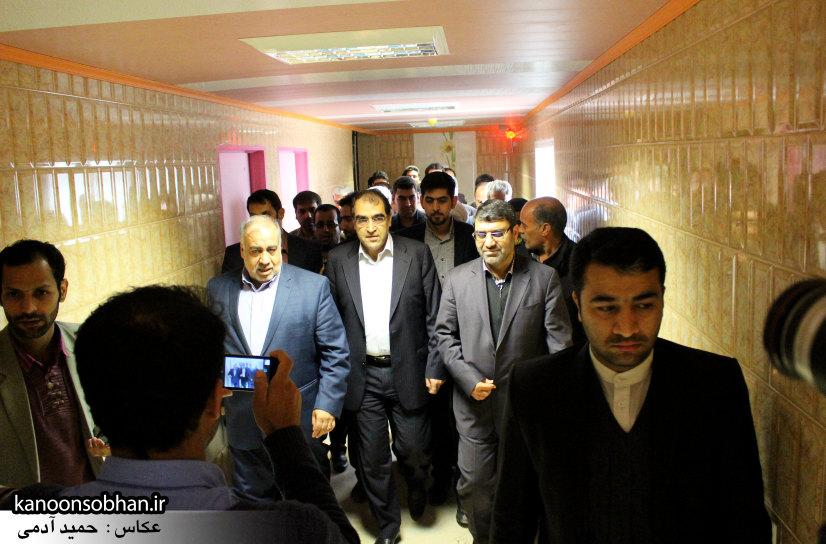 تصاویر حضور وزیر بهداشت در کوهدشت (5)