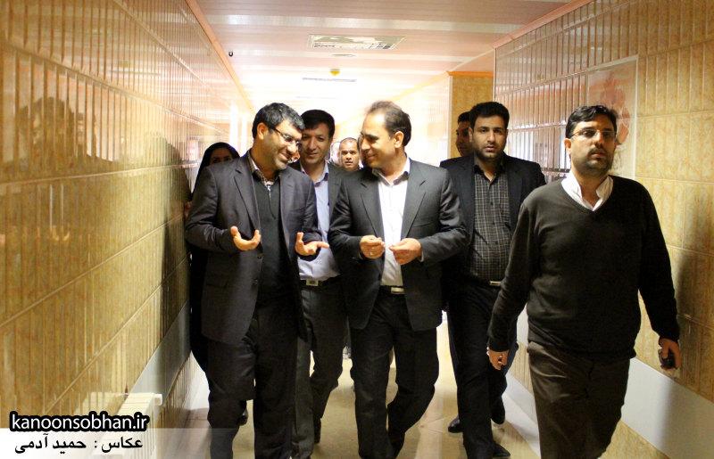 تصاویر حضور وزیر بهداشت در کوهدشت (7)