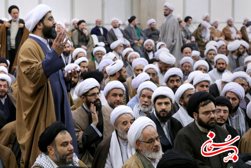 تصاویر دیدار امام جمعه کوهدشت با رهبر معظم انقلاب (1)