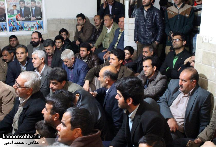 تصاویر سخنرانی فریدون رشیدی در ستاد علی امامی راد (1)