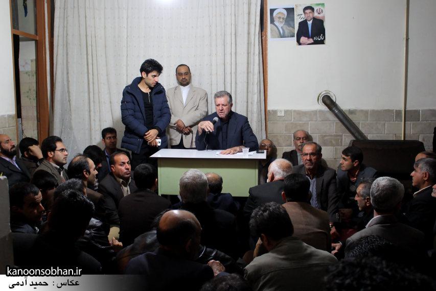 تصاویر سخنرانی فریدون رشیدی در ستاد علی امامی راد (2)