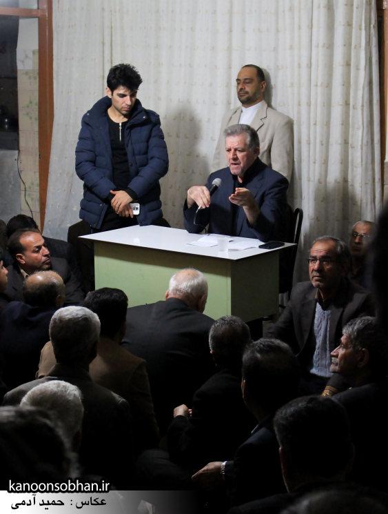 تصاویر سخنرانی فریدون رشیدی در ستاد علی امامی راد (3)