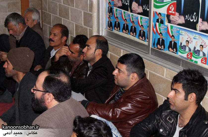 تصاویر سخنرانی فریدون رشیدی در ستاد علی امامی راد (4)
