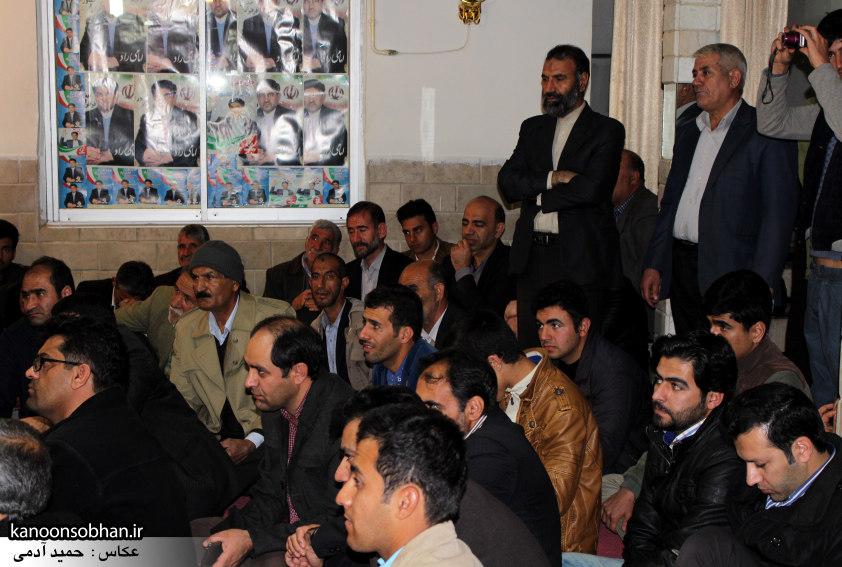 تصاویر سخنرانی محمدبگ قبادی در ستاد امامی راد (2)