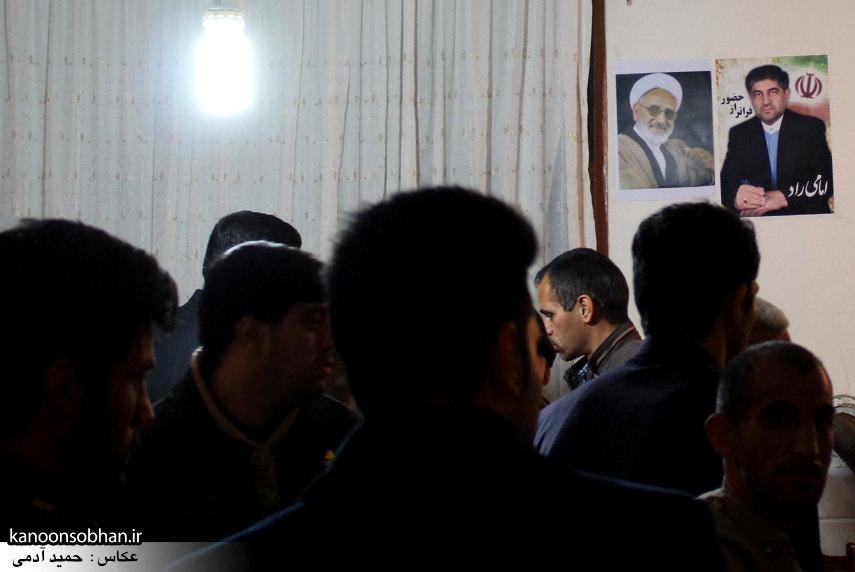 تصاویر سخنرانی محمدبگ قبادی در ستاد امامی راد (9)