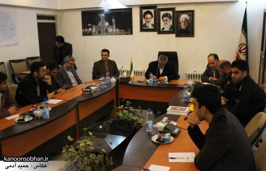 تصاویر نشست خبرنگاران با فرماندار کوهدشت (1)