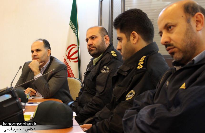 تصاویر نشست خبرنگاران با فرماندار کوهدشت (10)