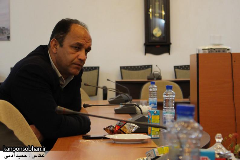 تصاویر نشست خبرنگاران با فرماندار کوهدشت (14)