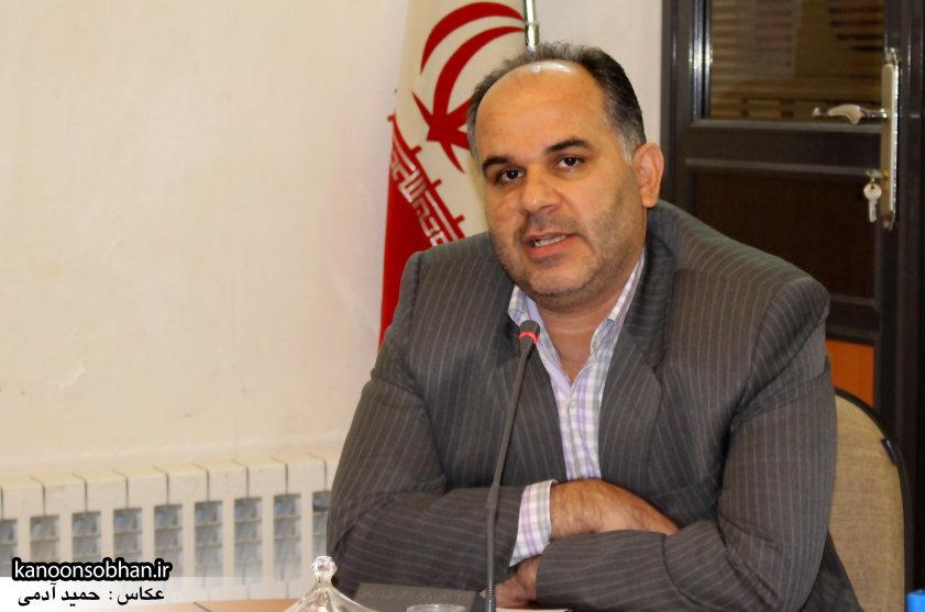 تصاویر نشست خبرنگاران با فرماندار کوهدشت (2)
